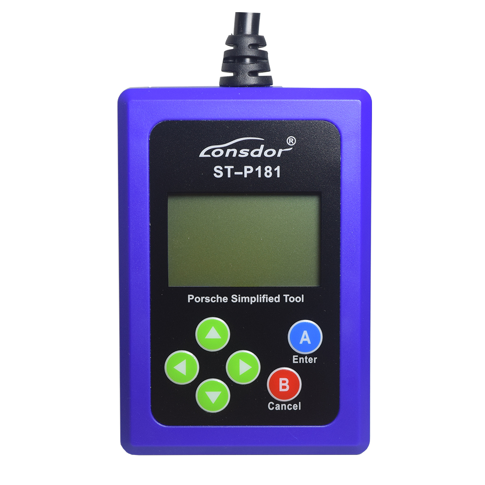 New Arrival-ST-P181 for Porsche!-Reset idle start-stop & clear fault code