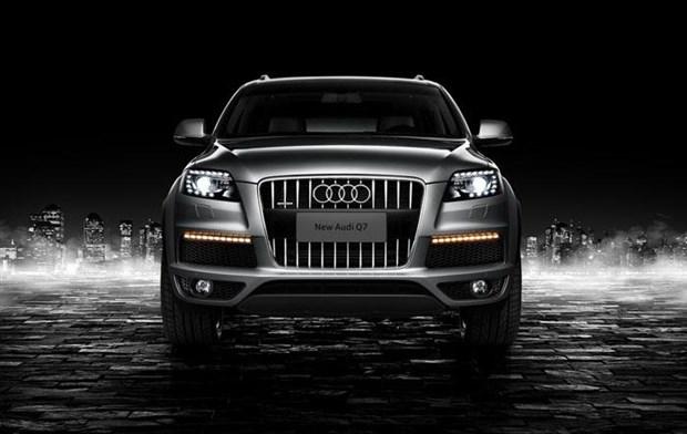 K518ISE program Audi Q7