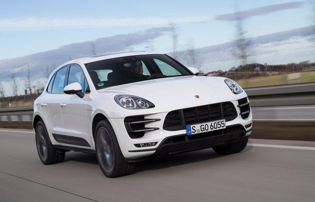 K518ISE program Porsche Macan Turbo smart key