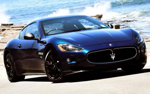 K518ISE program Maserati